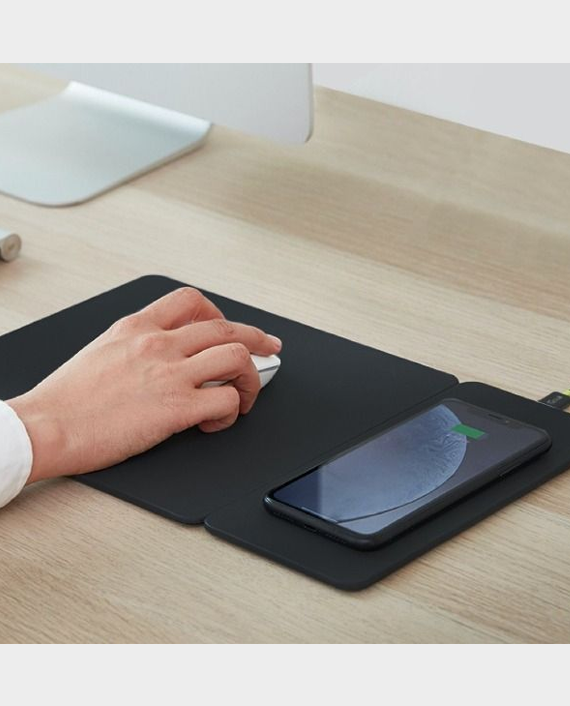 Goui MousePad 2 in 1 Detachable 15W Ultra Fast Wireless Charging Mouse Pad