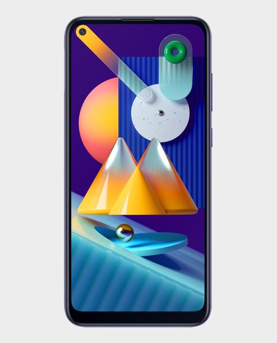 Samsung Galaxy M11 Violet In Qatar