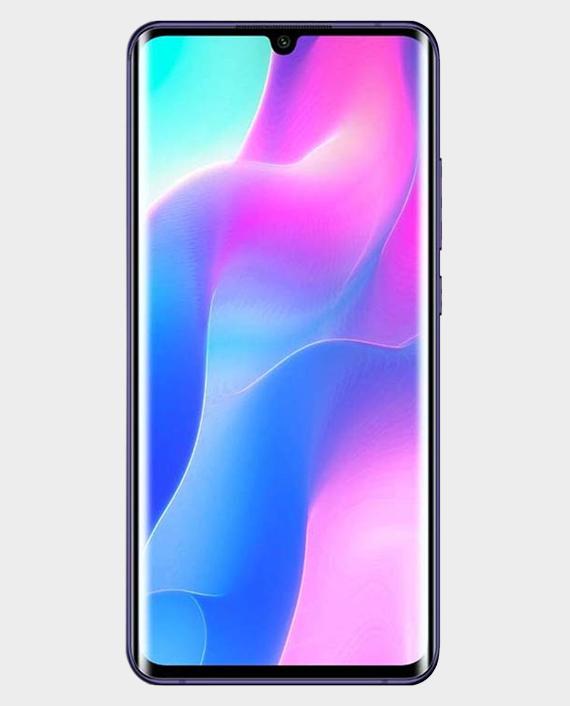 Mi Note 10 Lite Purple 128GB In Qatar
