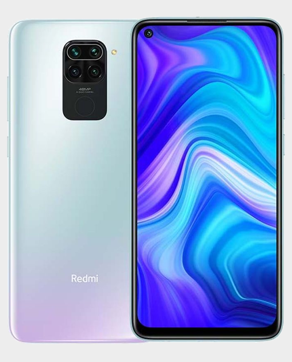 Redmi Note 9 Glacier White in Qatar