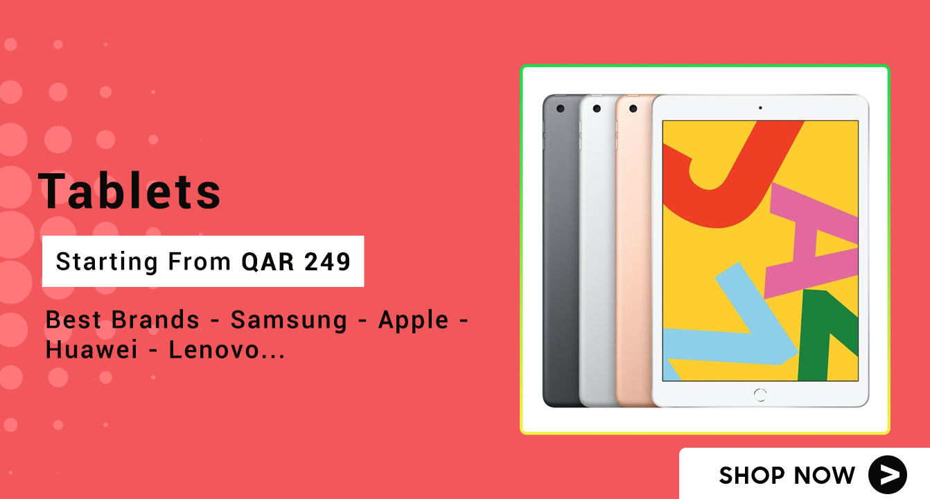 Buy Tablets in Qatar