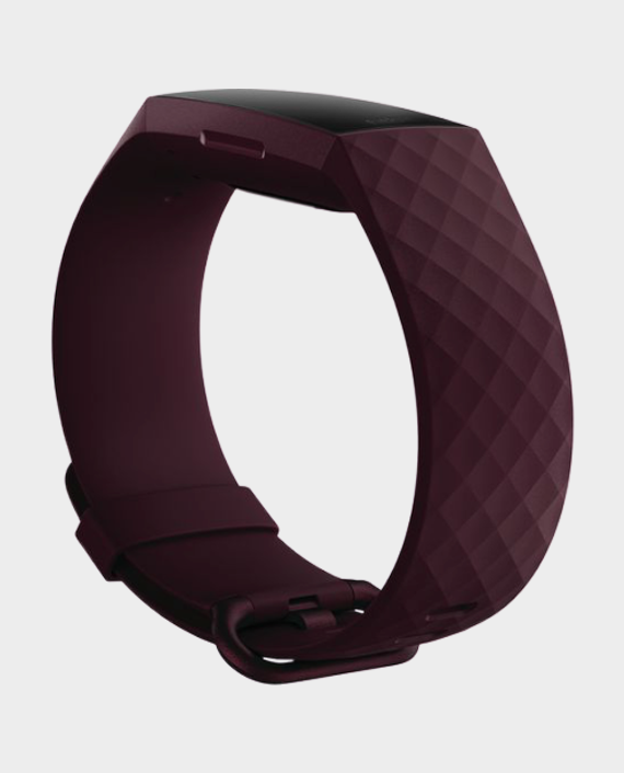 Fitbit Charge 4 Fitness and Activity Tracker with Built-in GPS Rosewood