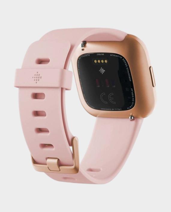 Fitbit Versa 2 Smart Watch Petal & Copper Rose