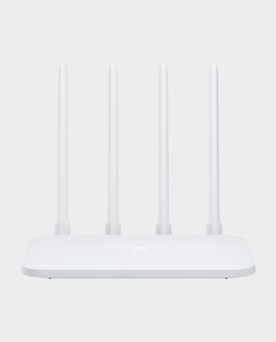 Mi Router 4C White in Qatar