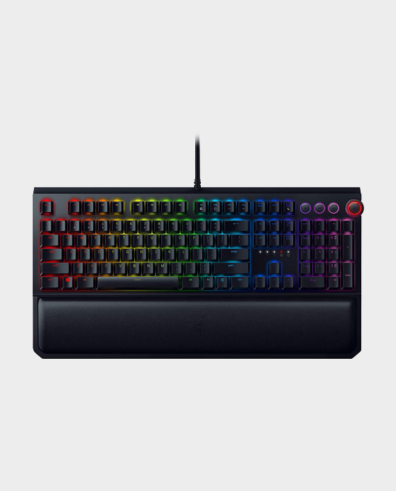 Razer BlackWidow Elite Gaming Keyboard in Qatar