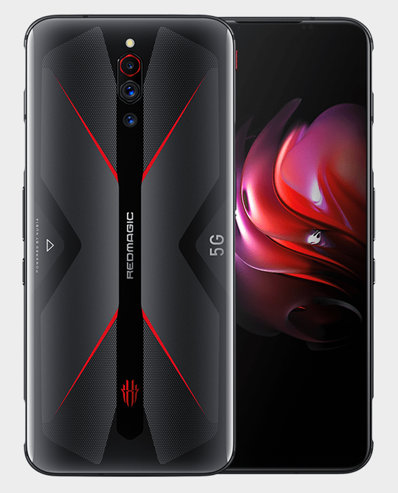 RedMagic 5G - 128GB + 8GB Eclipse Black in Qatar
