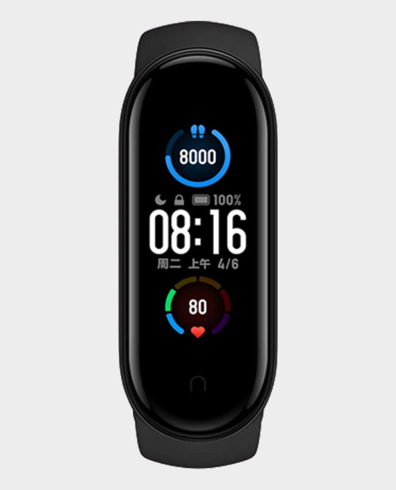Xiaomi Mi Band 5 Smart Bracelet in Qatar