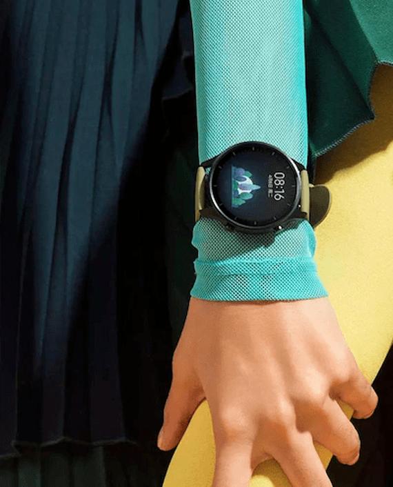 Xiaomi Mi Watch Color Silver