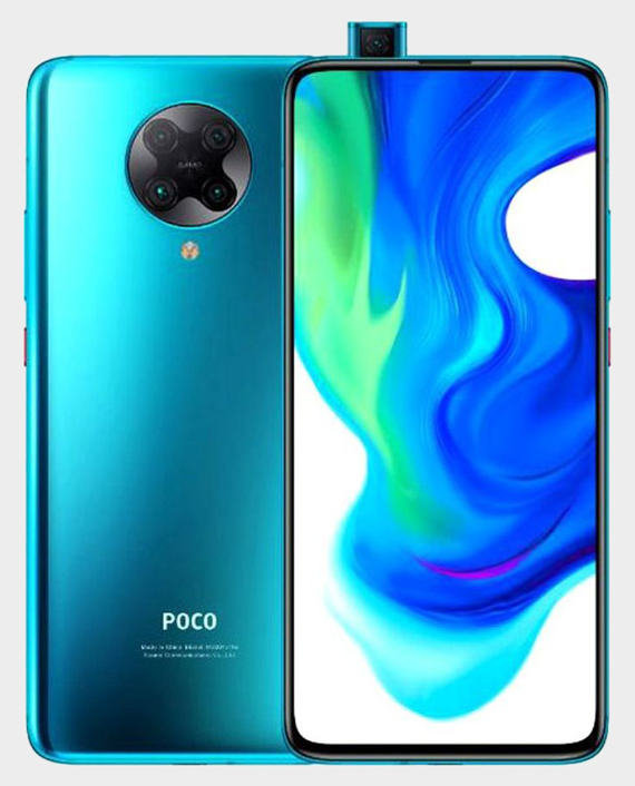 Xiaomi Poco F2 Pro 5G 128GB 6GB Neon Blue in Qatar