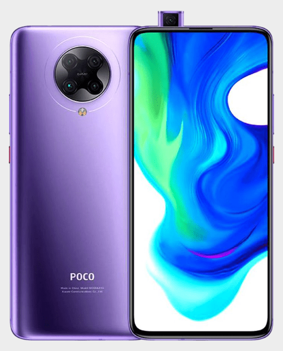 Xiaomi Poco F2 Pro 5G 8GB 256GB Electric Purple in Qatar