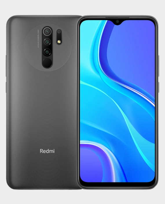 Xiaomi Redmi 9 64GB Carbon Grey in Qatar