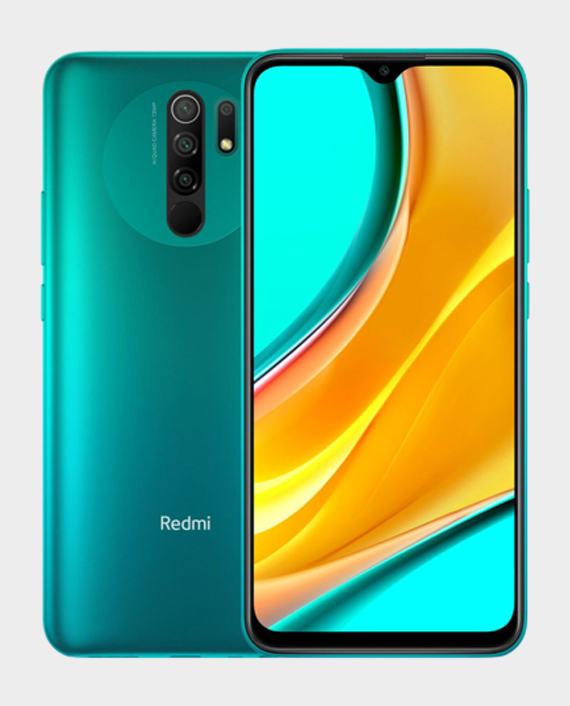Xiaomi Redmi 9 64GB Ocean Green in Qatar