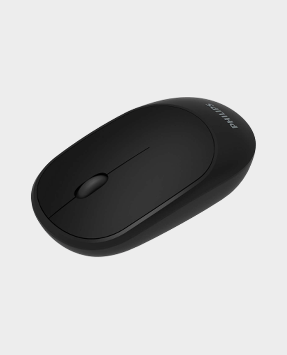 Philips M7314 Wireless Mouse Black in Qatar