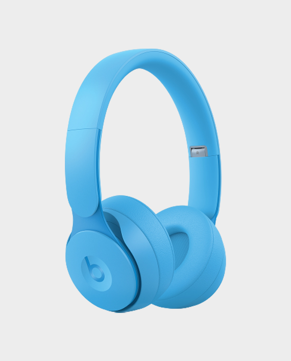 Beats Solo Pro Wireless Headphone Light Blue in Qatar