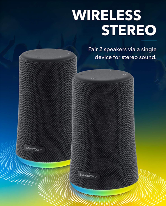 Anker Soundcore Flare Mini Portable Waterproof Speaker