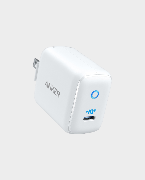 Anker Power Port III Mini Charger with USB-C Power IQ 3.0