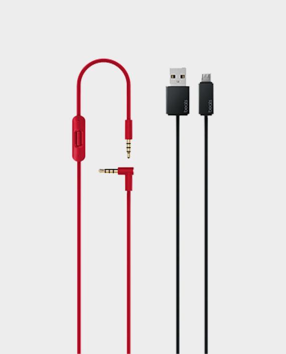 Beats Studio 3 Wireless Headphone Black and Red