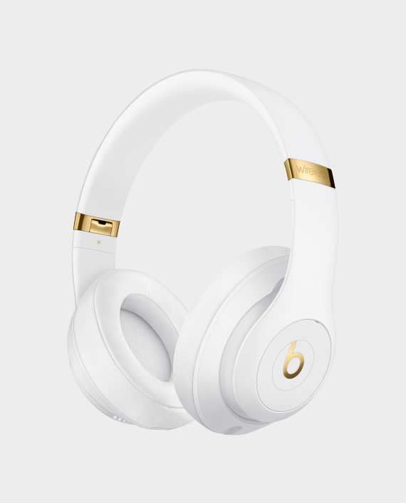 Beats Studio 3 Wireless Headphone White in Qatar