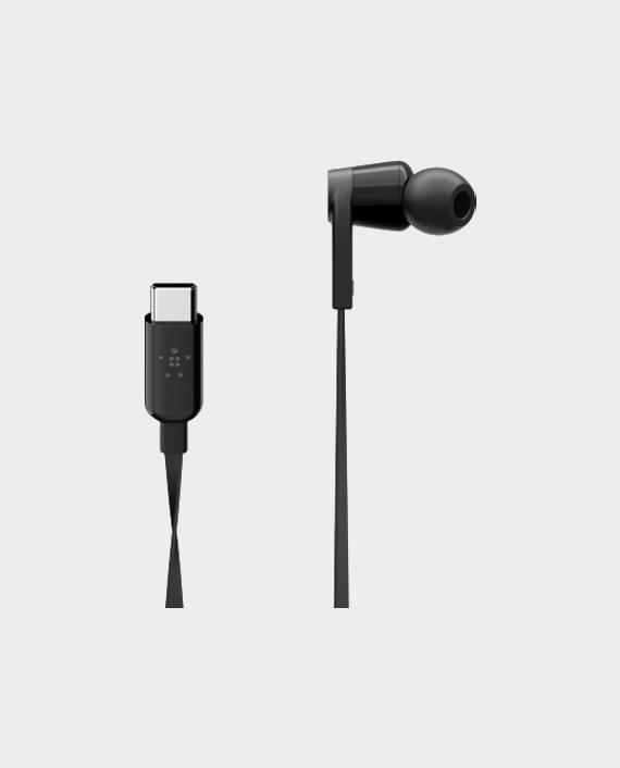 Belkin Rockstar Headphones with USB Connector