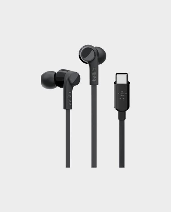 Belkin Rockstar Headphones with USB Connector in Qatar