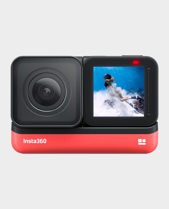 Insta360 ONE R 4K Edition in Qatar