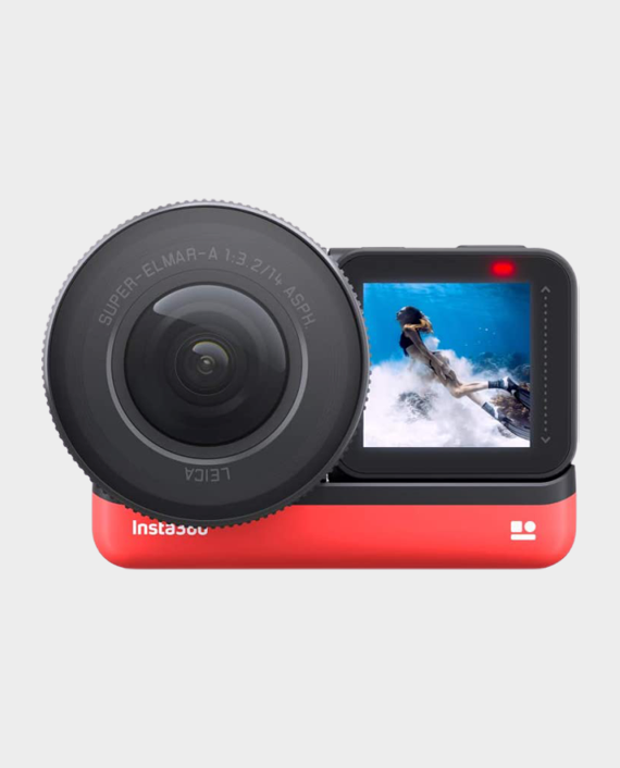 Insta360 ONE R Interchangeable Lens Action Cam 1-inch Edition in Qatar