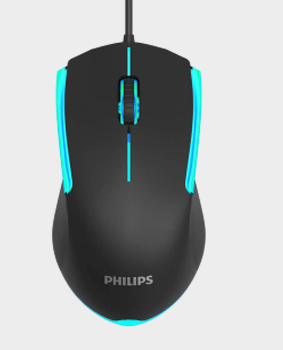 Philips SPK9314 Wired Gaming Mouse with Ambiglow in Qatar