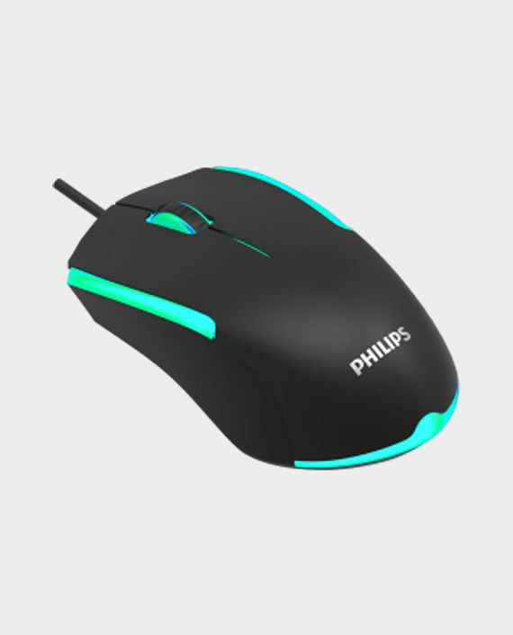 Philips SPK9314 Wired Gaming Mouse with Ambiglow