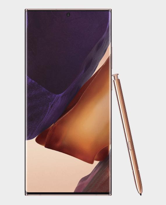 Samsung Galaxy Note 20 Ultra 5G 12GB 512GB - Mystic Bronze in Qatar