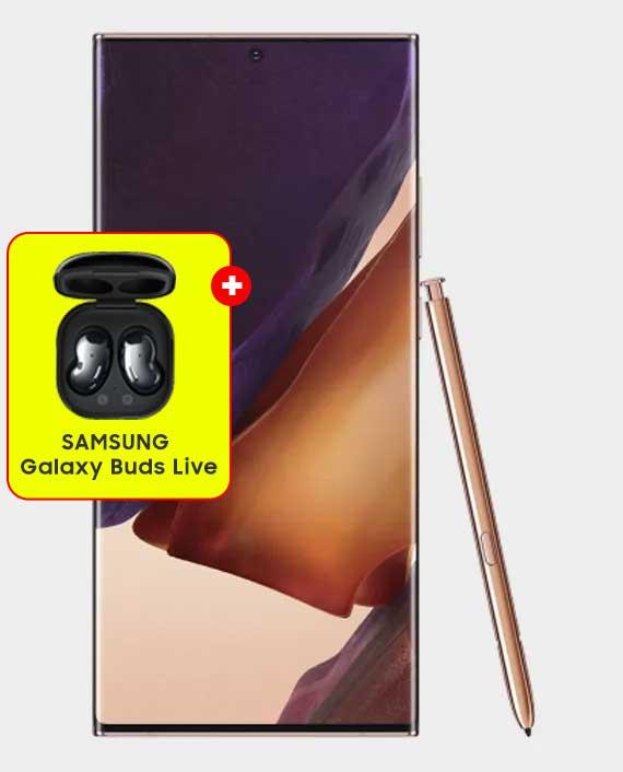 Pre-Order Samsung Galaxy Note 20 Ultra 5G