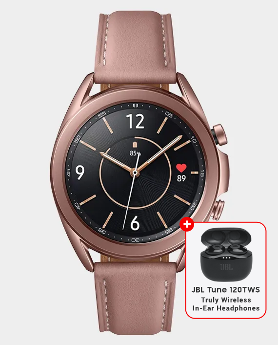 Samsung Galaxy Watch 3 41mm – Mystic Bronze