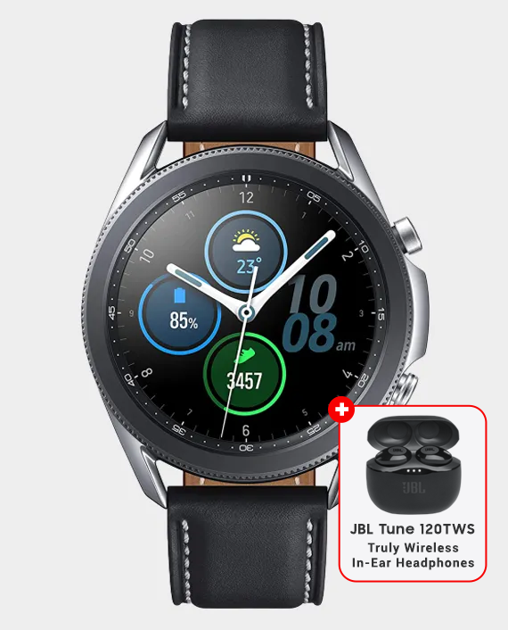 Samsung Galaxy Watch 3 41mm – Mystic Silver