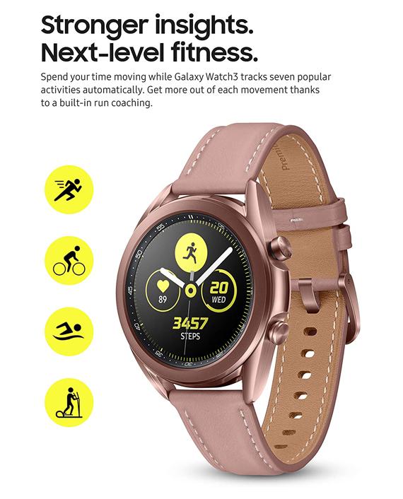 Samsung Galaxy Watch 3 in Qatar