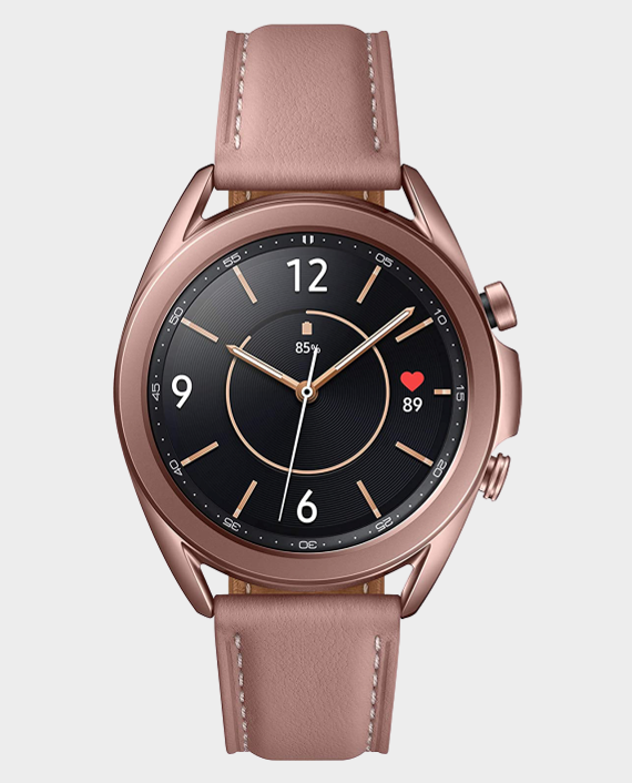 Samsung Galaxy Watch 3 41mm Mystic Bronze in Qatar