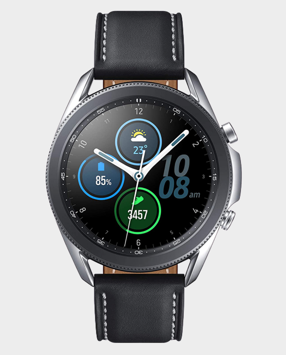 Samsung Galaxy Watch 3 41mm Mystic Silver in Qatar