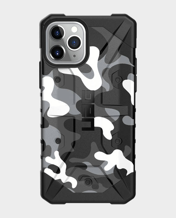 iPhone 11 Pro UAG Rugged Protection Pathfinder SE Case Arctic Camo in Qatar