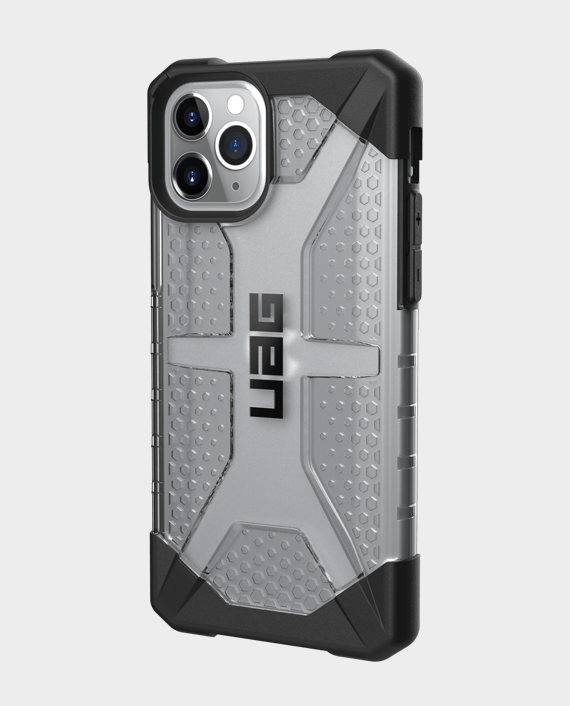 iPhone 11 Pro UAG Rugged Protection Plasma Series Case Ice