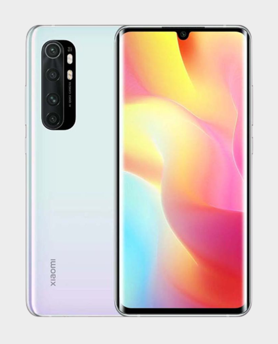 Xiaomi Mi Note 10 lite 8GB 128GB in Qatar