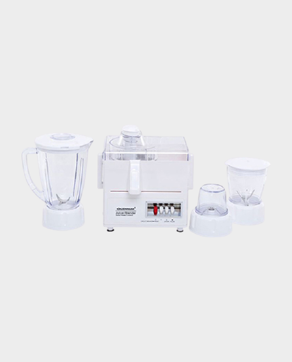 Olsenmark OMSB2137 4 In 1 Food Processor and Multifuntion Blender White in Qatar
