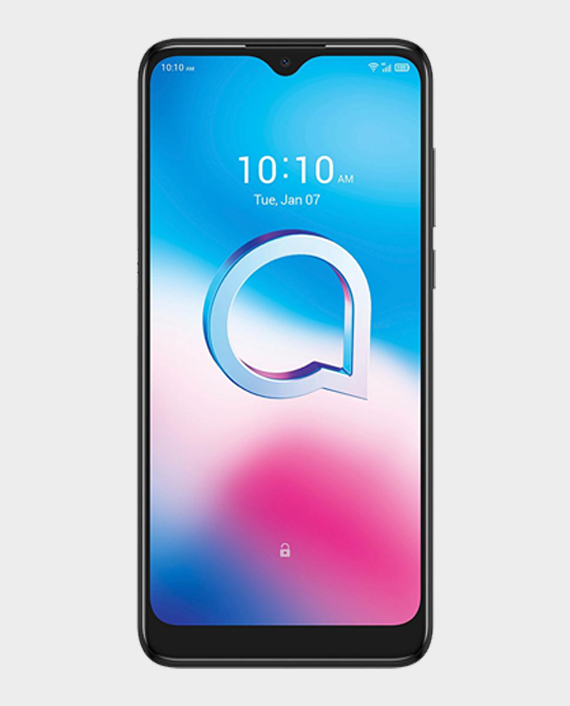 Alcatel 3L 2020 64GB Chrome in Qatar