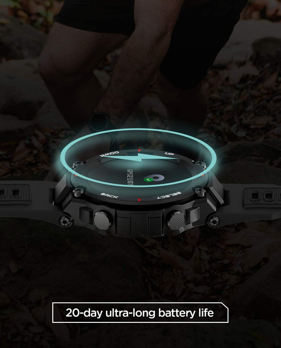 Amazfit T-Rex Smartwatch Army Green