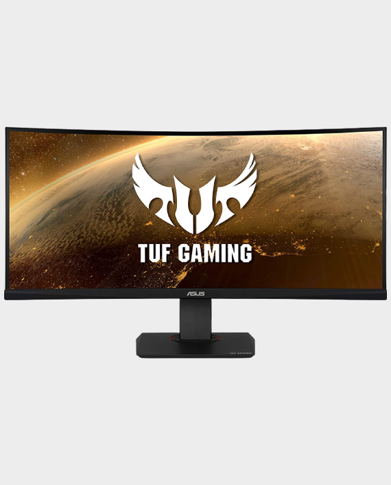 Asus VG35VQ Gaming Monitor 35 Inch WQHD 100Hz in Qatar
