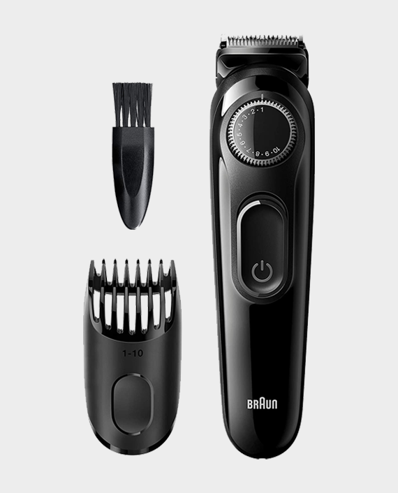 Braun BT3222 Beard & Hair Trimmer for Men in Qatar