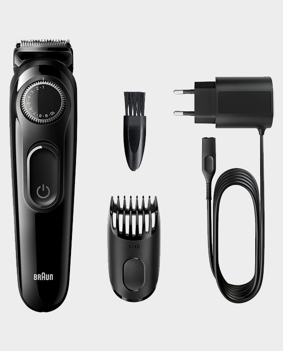 Braun BT3222 Beard & Hair Trimmer for Men