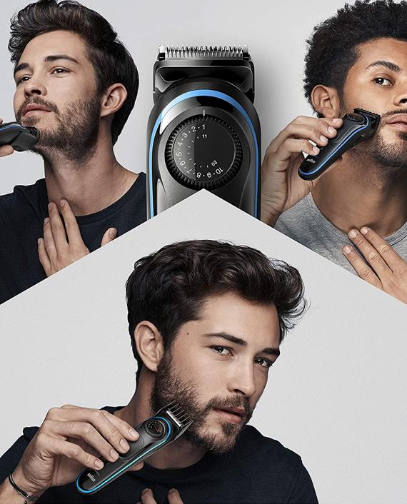 Braun Beard Trimmer for Men BT3240