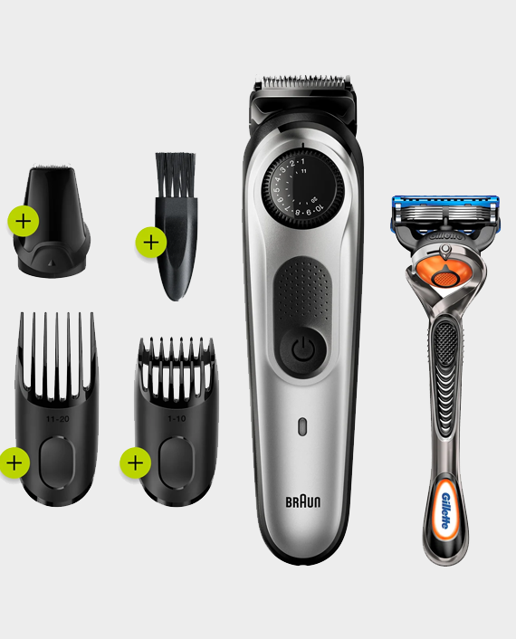 Braun Beard Trimmer BT5260 with Precision Dial in Qatar