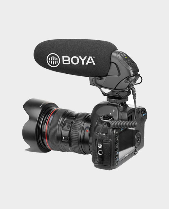 BY-BM3031 On-Camera Shotgun Microphone