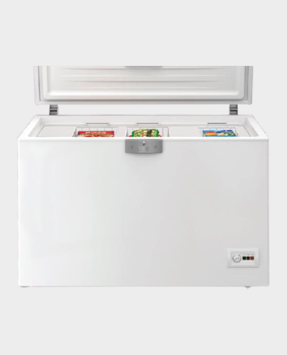 Beko CF400 Chest Freezer 360 L White in Qatar