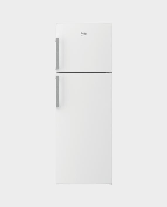 Beko RDNE390K21W Freezer Top Refrigerator 390L White in Qatar