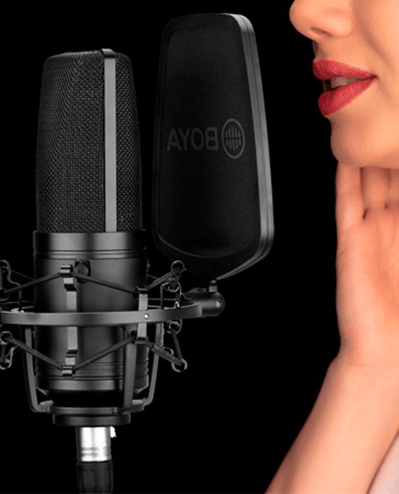Condenser Microphone in Qatar